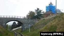 Крим,Феодосія, курорт у жовтні 2017 року