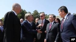 Türkdilli Dövlətlərin Əməkdaşlıq Şurasının sammiti