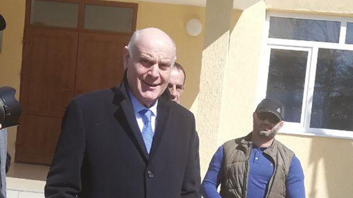 В сепаратистской Абхазии назвали победителя «выборов президента»