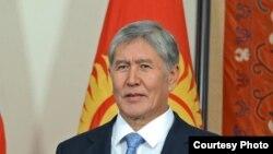 kyrgyzstan--atambaev--bishkek