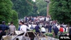 Андижон, 2005 йил 13 май.