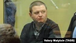 Вячеслав Цеповяз во время суда, архивное фото