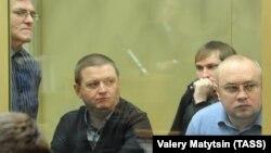 Банда Цапков в суде