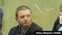 Vyacheslav Tsepovyaz is a member of the notorious Tsapok gang and is serving a 20-year sentence.