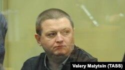 Вячеслав Цеповяз, осужденный по делу об убийстве 12 человек