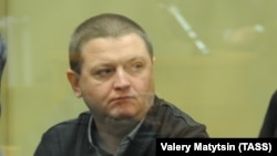 Vyacheslav Tsepovyaz was a member of the notorious Tsapok Gang. (file photo)