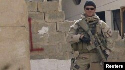 کریس کایل، تک تیرانداز آمریکایی که به قتل رسیده است
