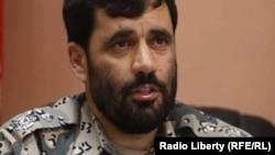 آرشیف، جنرال امین الله امرخیل قوماندان امنیه ولایت هرات