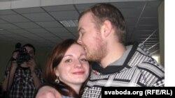 Сьвятлана і Павал Вінаградавы