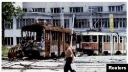 Сараева тады і цяпер