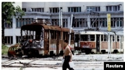 Sarajevo Then And Now
