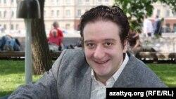 Актер және тележүргізуші Сергей Погосян.