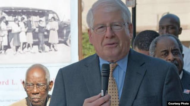 U.S. Congressman David Price (file photo)