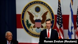 АКШ президентинин улук кеңешчиси жана күйөө баласы Жаред Кушнер.