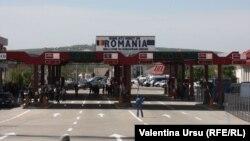 La frontiera cu România