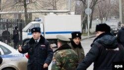 Rus polisiýasy