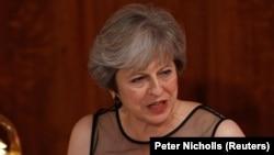 Британската премиерка Тереза Меј