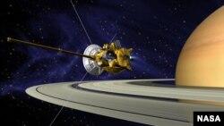 Космічний апарат Національної аерокосмічної адміністрації США «Кассіні»