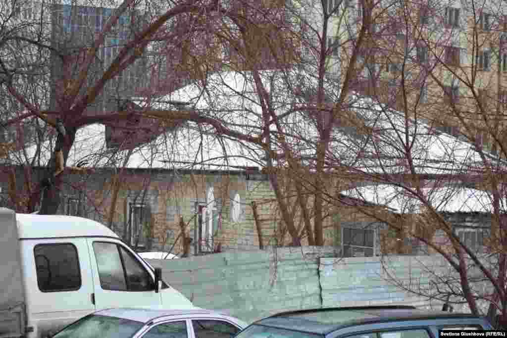 Дом Мейрамовых в центре Астаны может быть снесен 5 января.