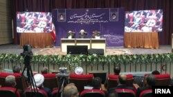 پاسخهای حسن روحانی به دانشجویان در سیستان و بلوچستان