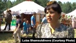 Луиза Шәмстединова