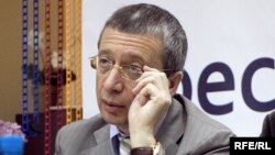 Вадим Клювгант, адвокат. Мәскеу, 1 сәуір 2010 жыл.