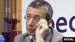 Вадим Клювгант, адвокат. Москва, 1 апреля 2010 года.