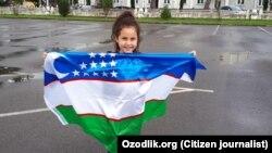 9-летняя Шахризода Мирзаева.