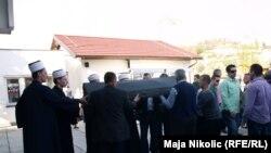 Ukop žrtava ratnih zločina, Vlasenica, 20.4.2013.