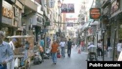 Pamje e një pjese të kryeqytetit Bejrut në Liban