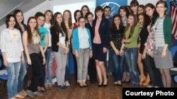 "Participante la proiectul ""LeaderShe"""
