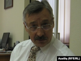Тарих институты директоры Рафаил Хәкимов