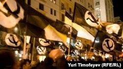 """""""Другая Россия"""" утверждает, что с момента запрета НБП, с 2007 года, под знаменами этой партии никто не собирается"""