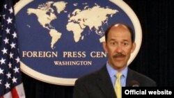 Michael Corbin, the deputy assistant secretary of state for Iraq issues (file photo)
