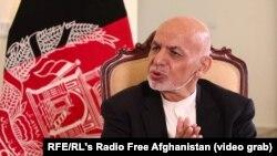 Ашраф Гани «Талибанды» менен туткун алмашууга даяр экенин айткан.