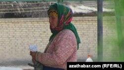 Türkmen zenany