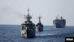 Військові навчання іранського флоту, ілюстративне фото