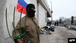 Donetsk, 11 aprel 2014