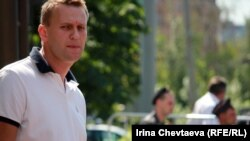 Мухолифатчи ва блоггер Алексей Навалний.