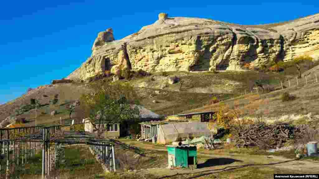 Ближайший к Гогерджин-Ювасы жилой сельский дом с приусадебным участком