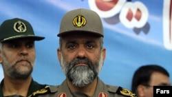 محمدرضا نقدی، رییس سازمان بسیج مستضعفان