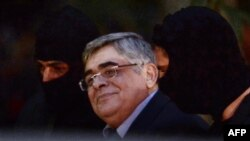 Golden Dawn leader, Nikos Michaloliakos.