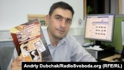 Дмитро Шурхало, автор книги «Скоропадський, Маннергейм, Врангель: кавалеристи-державники»