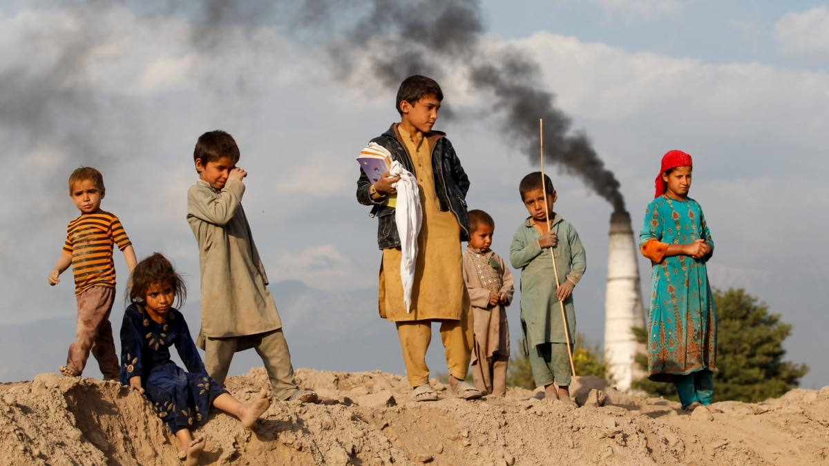 Two-Thirds Of Afghan Children Affected By Conflict, Says Charity