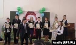 Җиңүчеләрне Татар конгрессы рәисе Заһир Хәкимов котлый