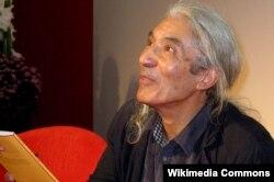 Əlcəzairli yazıçı Boualem Sansal.