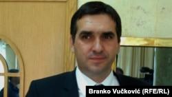Novi gradonačelnik Kragujevca Radomir Nikolić