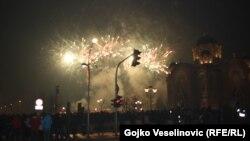 Banjaluka: Doček Pravoslavne nove godine