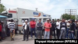 Жол тоскондор, Жалал-Абад облусу, 3-июнь, 2013