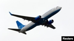 Boeing 737-800 (Foto arxivdəndir)